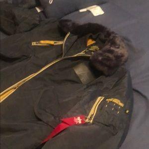 Alpha Bomber Jacket